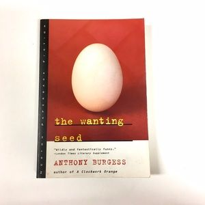 "Anthony Burgess ""The Wanting Seed"""